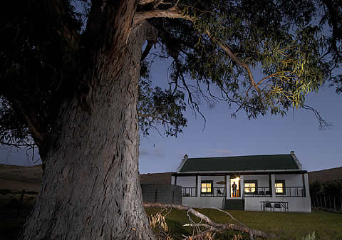 Accommodation Guest houses and farm stay Lansrivier ...
